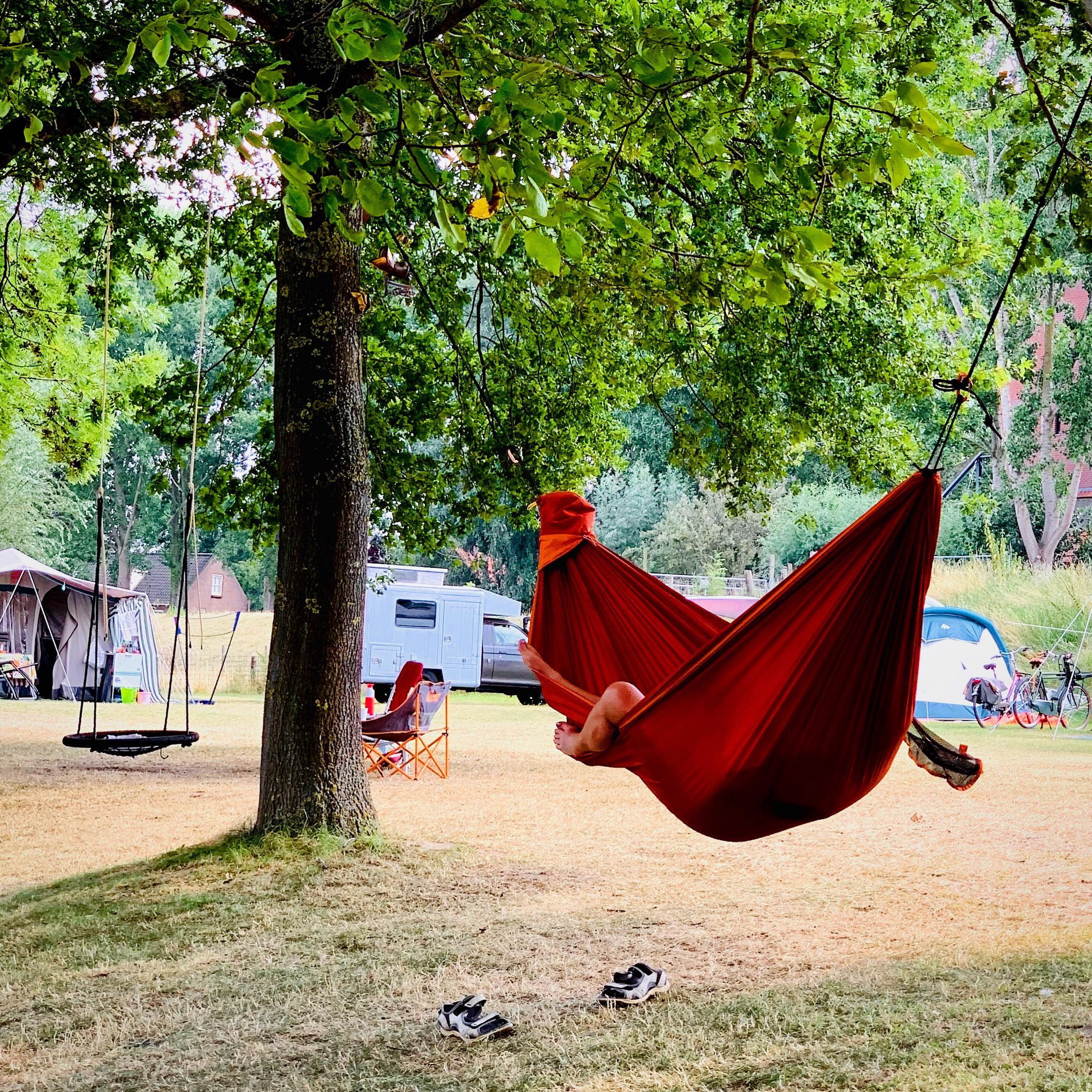 Bossche camping aan de Maas